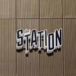 h2a signe l'identité et la signalétique de The Station, un nouvel espace de coworking au Luxembourg