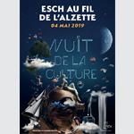 Nuit de la Culture 2019: La Ville d'Esch en campagne avec Moskito