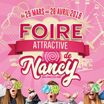 La Foire Attractive de Nancy signe pour la 3ème année consécutive avec A3COM
