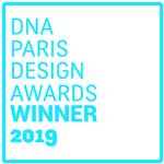 Claudia Eustergerling Design et la Direction de l'Aviation Civile récompensés aux DNA Paris Design Awards
