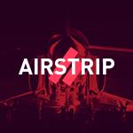 Le lieu événementiel Airstrip redéfinit son identité visuelle avec Plugandcom