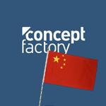 Concept Factory met un pied en Chine et sur le marché APAC en partenariat avec l'agence Sinclair et le réseau Tribe Global