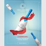 Small country, great wines: la marque Vins & Crémants Luxembourg dévoile son nouveau slogan signé Plan K