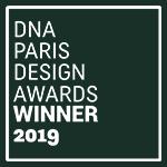 h2a récompensé aux DNA Paris Design Awards pour KOBA