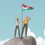 Luxembourg For Finance promeut la finance durable avec le studio d'animation néerlandais Mookx