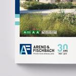 Pour son 30e anniversaire, Arend & Fischbach fait évoluer son identité visuelle avec Plan k