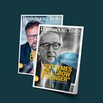 [Médias] Tarifs publicitaires 2019 du magazine Luxembourg Times