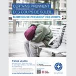Médecins du Monde Luxembourg oppose deux réalités dans sa campagne d'été signée VOUS