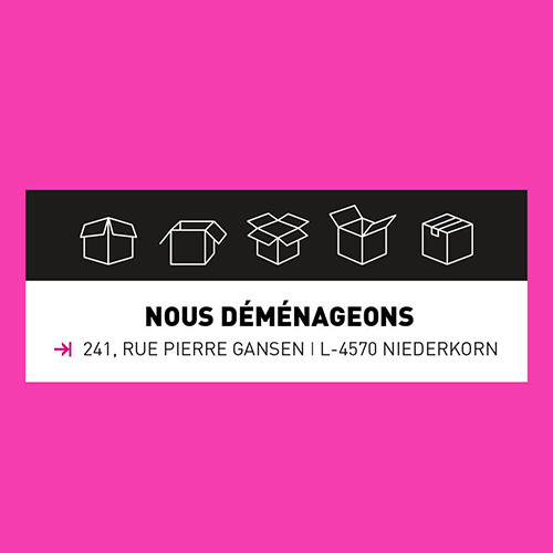 L'agence Push The Brand déménage à Niederkorn