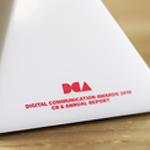 Vanksen et POST Luxembourg remportent l'award européen du Meilleur Rapport Annuel aux Digital Communication Awards 2019