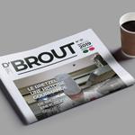 D'Brout, le journal interne commun de Fischer et Panelux réalisé par Bunker Palace