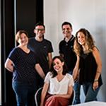 Noosphere fait sa rentrée avec 5 nouvelles recrues: Laurent Deruette, Valentina Prevato, Marine Rollus, Séverine Stock et Renaud Bigonville