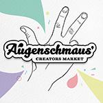 Kousca signe une affiche en réalité augmentée pour la 3ème édition du marché des créateurs Augenschmaus