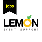 LEMON Event Support recrute un(e) Event Manager junior en CDI
