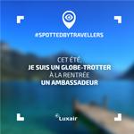 SpottedByTravellers: une campagne UGC pluriannuelle créée par Concept Factory pour Luxair