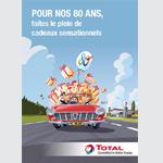 TOTAL en campagne avec Push The Brand pour célébrer ses 80 ans de présence au Luxembourg