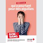 Don du sang: La Croix-Rouge luxembourgeoise valorise les donneurs avec Mikado Publicis