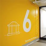 La signalétique des Parkings de la Ville de Luxembourg confiée à Georges Zigrand, en collaboration avec Laurent Daubach et A Designers' Collective