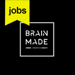 Brainmade recrute un(e) digital-minded junior Account Executive pour son agence au Luxembourg