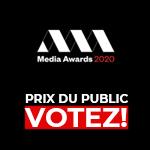 Media Awards 2020: votez pour vos campagnes préférées (et tentez de gagner un iPhone 11)