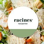 binsfeld signe l'identité de Racines, la nouvelle marque de produits frais de Pall Center